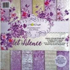 Lemoncraft - Violet Silence - 12x12 Paper Set