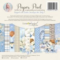 Lemoncraft - Boy`s Little World - 6x6 Paper Pad