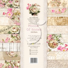 Lemoncraft - House of Roses Extra - 6x6 Paper Pad