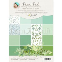 Lemoncraft - Leaves 04- BASIC A4 Paper Pad