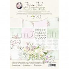 Lemoncraft - Melody 2 - Basic A4 Paper Pad