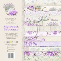 Lemoncraft - My Sweet Provence - 12x12 Paper Set