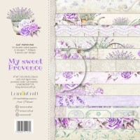 Lemoncraft - My Sweet Provence - 6x6 Paper Pad
