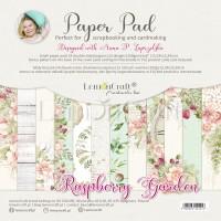 Lemoncraft - RASPBERRY GARDEN - 6x6 Paper Pad