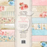 Lemoncraft - Sense And Sensibility - 6x6 Paper Pad