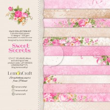 Lemoncraft - Sweet Secrets - 12x12 Set