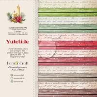 Lemoncraft - Yuletide  Basic 12 x 12 Paper Pad