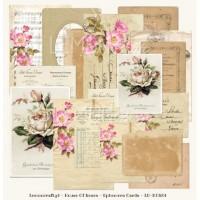 Lemoncraft - Ephemera cards - House of Roses
