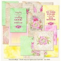 Lemoncraft - Ephemera cards - Fresh Summer