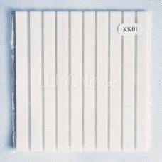 Square 1 mm spacer foam