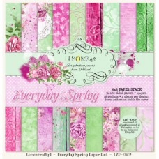 Lemoncraft - Everyday Spring - 6x6 Paper Pad