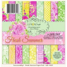 Lemoncraft - Fresh Summer - 6x6 Paper Pad