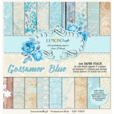 Lemoncraft - Gossamer Blue - 6x6 Paper Pad