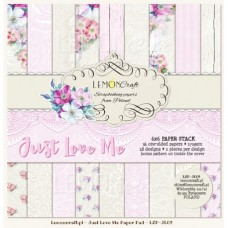 Lemoncraft - Just Love Me - 6x6 Paper Pad