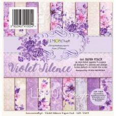 Lemoncraft - Violet Silence - 6x6 Paper Pad