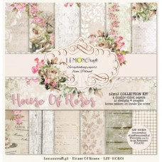 Lemoncraft - House Of Roses - 12x12 Paper Set
