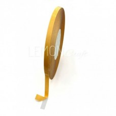 Double sided tape, run over your fingers, 6mm
