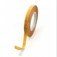 Double sided tape, run over your fingers, 9mm