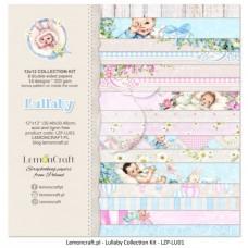 Lemoncraft - Lullaby - 12x12 Paper Set