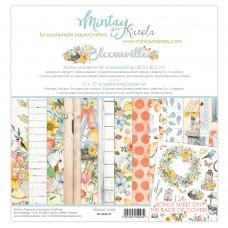 Mintay - Bloomville - 12x12 Paper Set