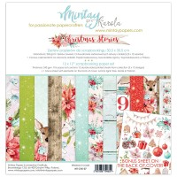 Mintay - Christmas Stories - 12x12 Paper Set