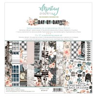 Mintay - Day By Day - 12x12 Paper Set