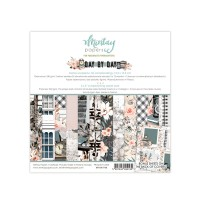 Mintay - Day By Day - 6x6 Paper Set