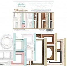 """Mintay -  Frame Book  -  Elements for cutting - 6 x 8"""""""