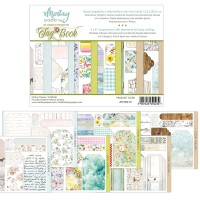 """Mintay -  Tag Book  -  Elements for cutting - 6 x 8"""""""
