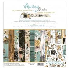Mintay - Life Stories - 12x12 Paper Set