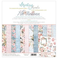 Mintay - 7th Heaven - 12x12 Paper Set