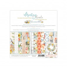 Mintay - Bloomville - 6x6 Paper Set