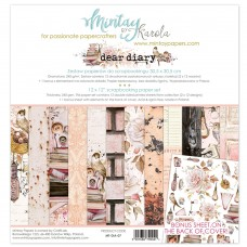 Mintay - Dear Diary - 12x12 Paper Set