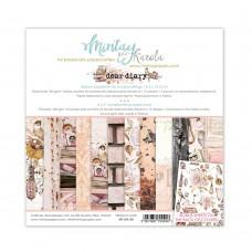 Mintay - Dear Diary - 6x6 Paper Set