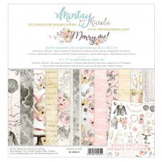 Mintay - Marry Me - 12x12 Paper Set