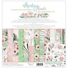 Mintay - Secret Place - 12x12 Paper Set