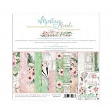 Mintay - Secret Place - 6x6 Paper Set