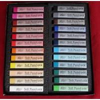 Mungyo Artists` Soft Pastels 24