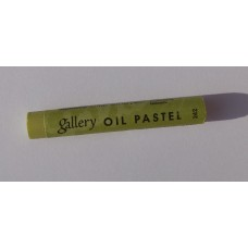 Mungyo Artists` Soft  Oil Pastel - 242 Olive Yellow