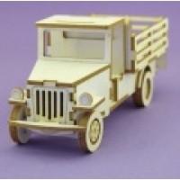 Truck - 1077M Cardboard