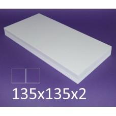 135 x 135 Card Blank - 0002 Cardblank