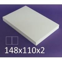 148 x 110 Card Blank - 0001 Cardblank