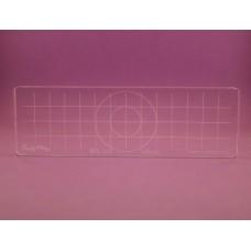 Acrylic grid block 145x45 - BDS-1/2 Block