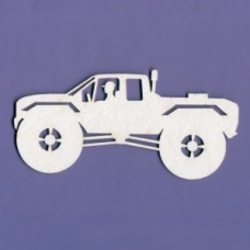 Off road vehicle - 0599 Cardboard