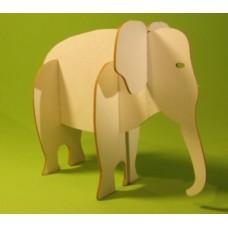 Elephant - TZW0008 Click&Paint