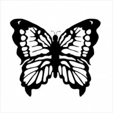 Butterfly 04 - P01-159 Stamp