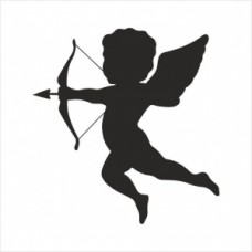 Cupid 02 - P01-252 Stamp