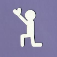 I love you - 1143 Cardboard