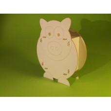 Piggybank - TSK0001 Click&Paint