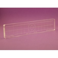 Acrylic grid block 145x30 - TBDS-1/3 Block